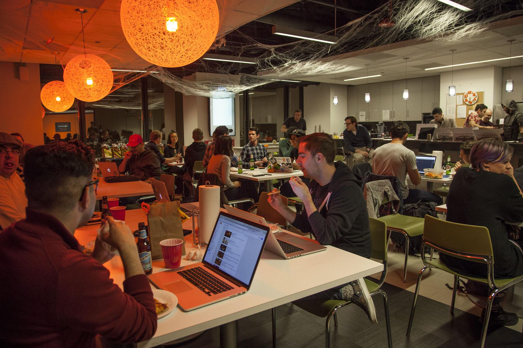 CodePen Chicago Meetup October 2016