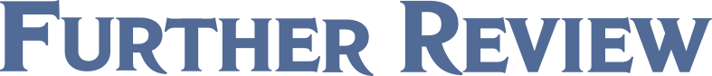 Further Review logo