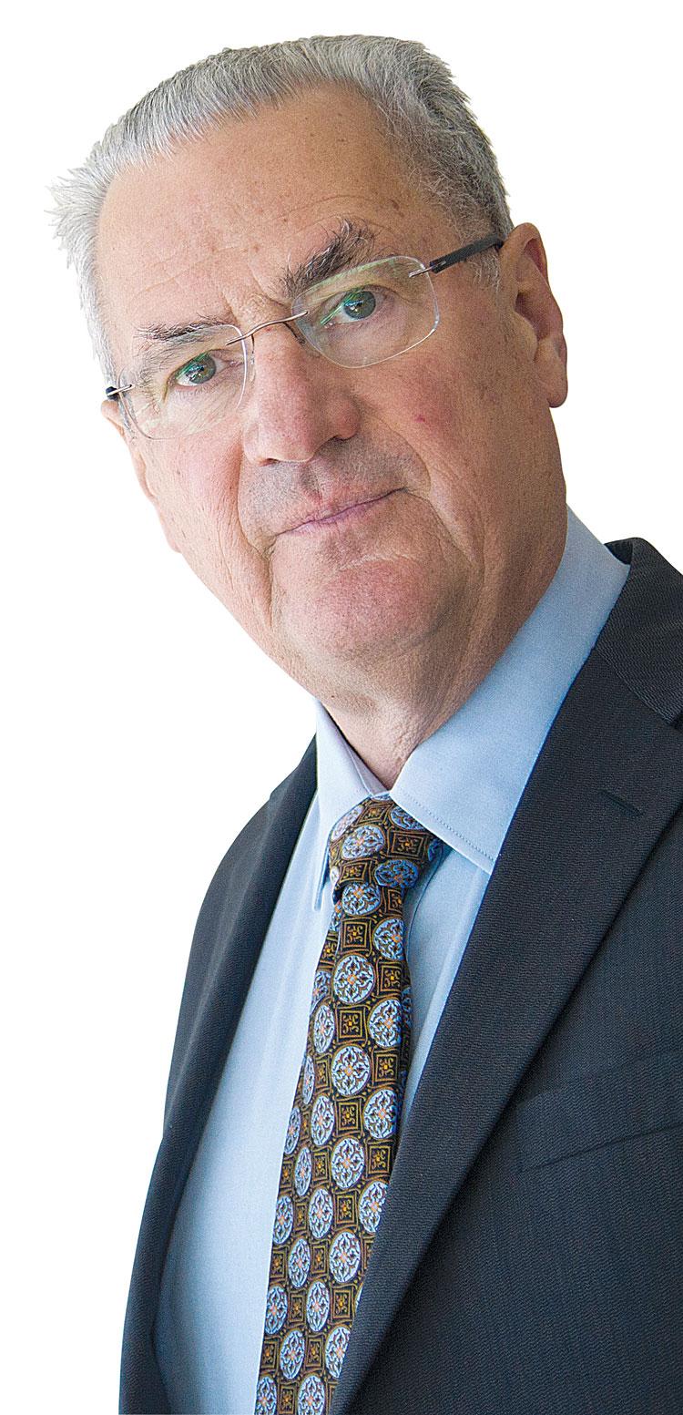 Edmund O. Schweitzer III, founder and chief technology officer of Schweitzer Engineering Laboratories