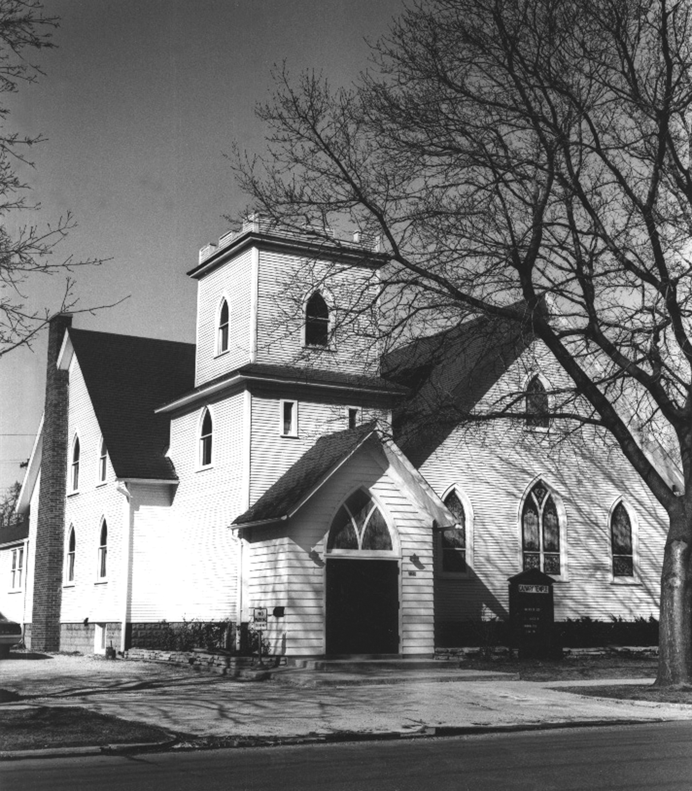 Benton Street Church