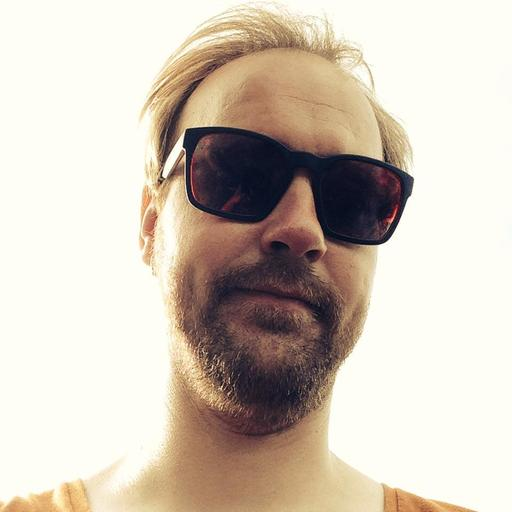 User Avatar of Fredrik Jensen