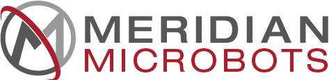 Meridian Microbots logo