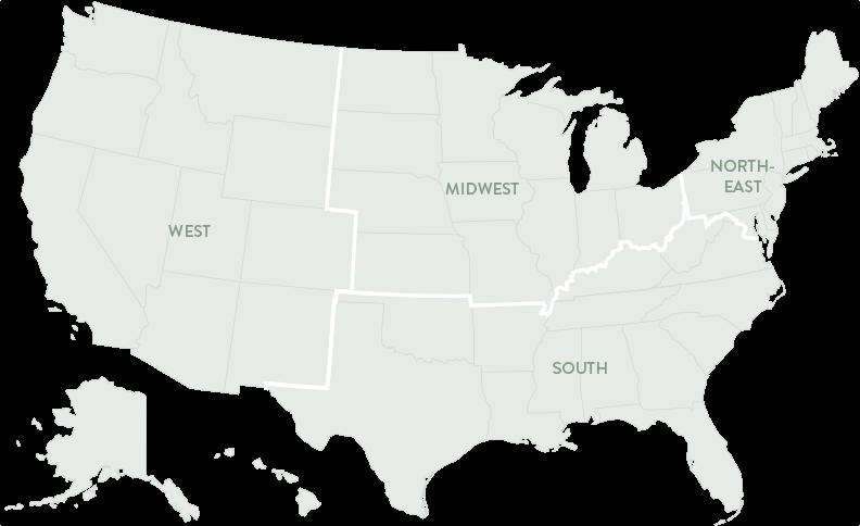 Canvas Polygon Hover Map - bl ocks org