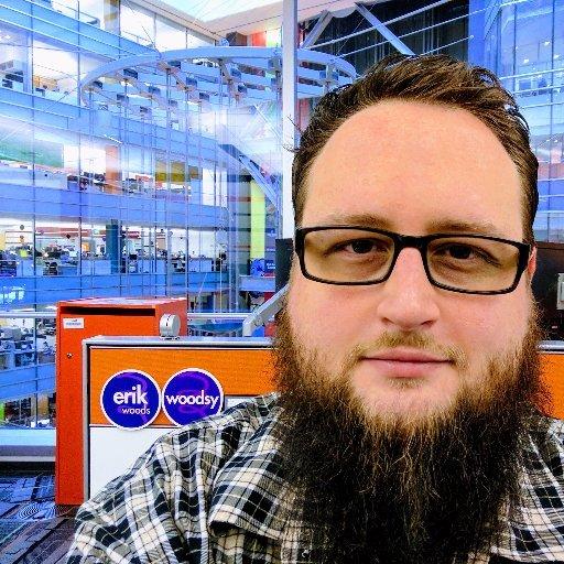 User Avatar of Erik Woods
