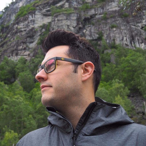 User Avatar of Oscar Bustos