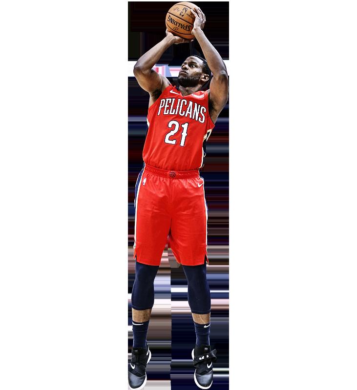 online store 1e883 b12da 2018-19 Pelicans Season in Review: Darius Miller   New ...