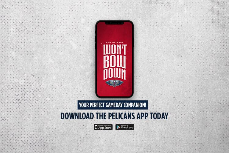 Download the Pelicans App