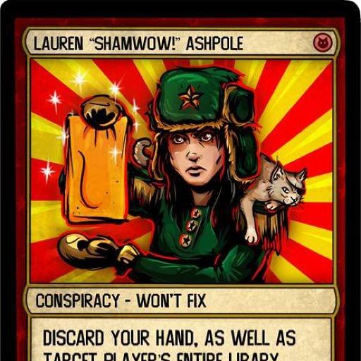 User Avatar of Lauren Ashpole