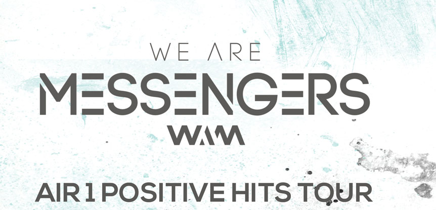 We Are Messengers Music Splash