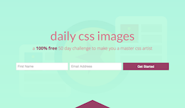 Daily CSS Images