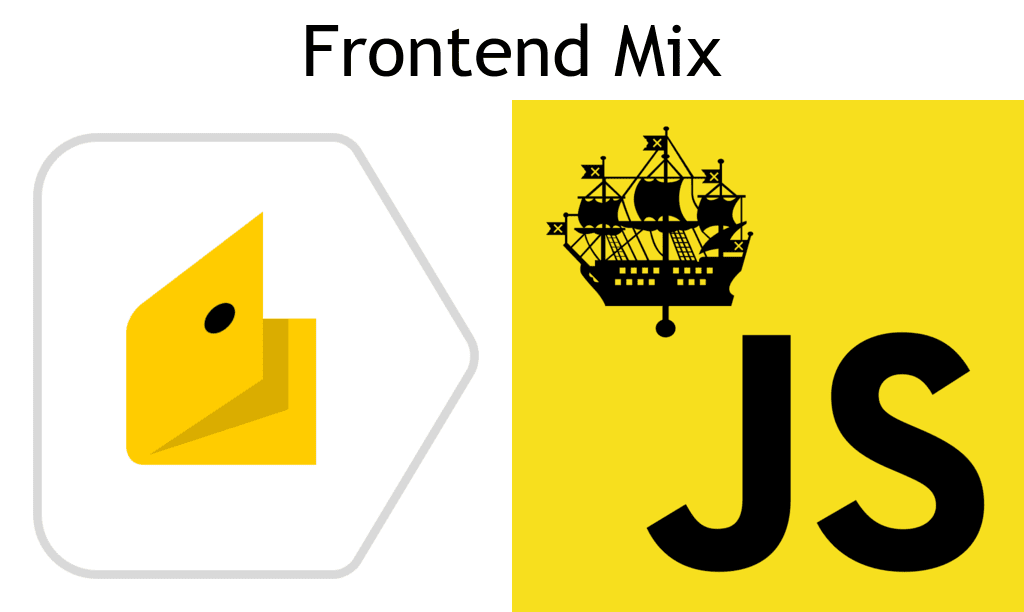 frontend mix