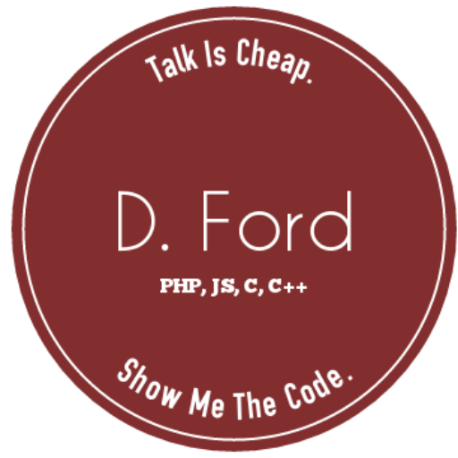 User Avatar of David Ford