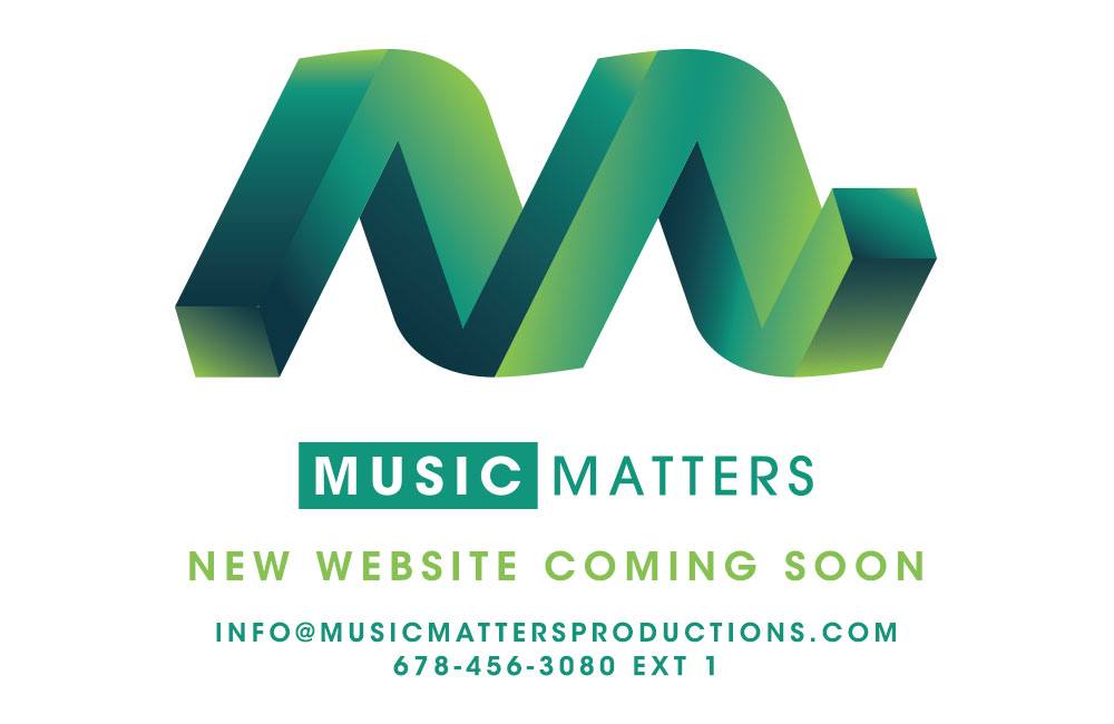 Music Matters Coming Soon