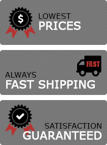 Lowest Prices, Always Fast Shipping, Satisfaction Guaranteed