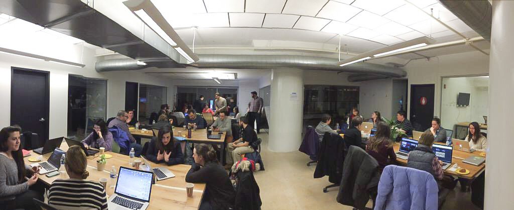 Photo of Philly CodePen Meetup