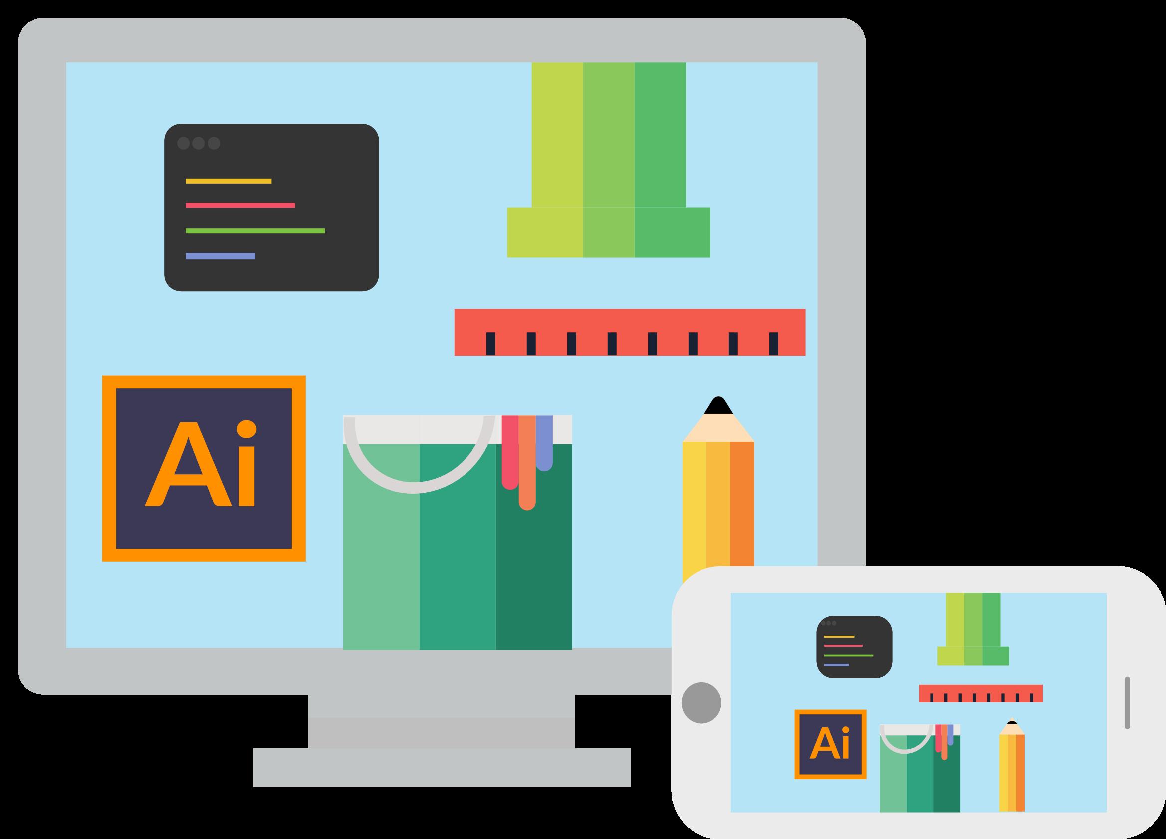 web design specialist responsive design
