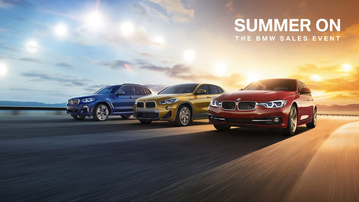 BMW Summer Sales Event