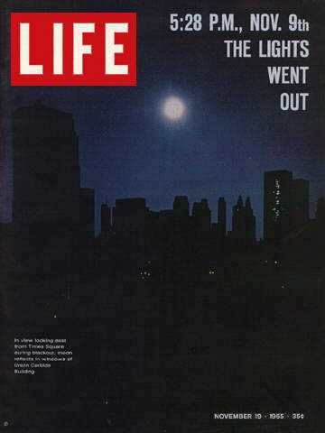 Life Magazine cover from 1965