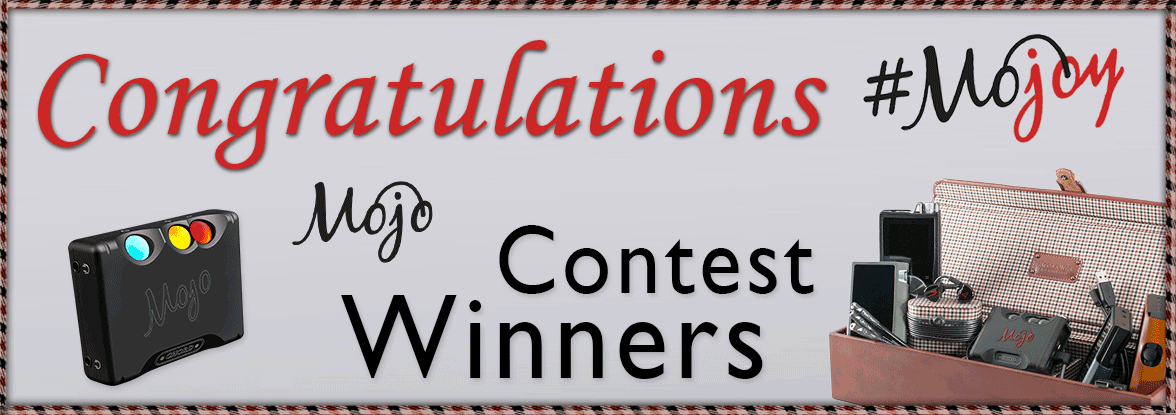 Mojo Contest Winners