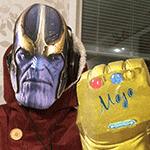 Ken Ho Mojo Selfie