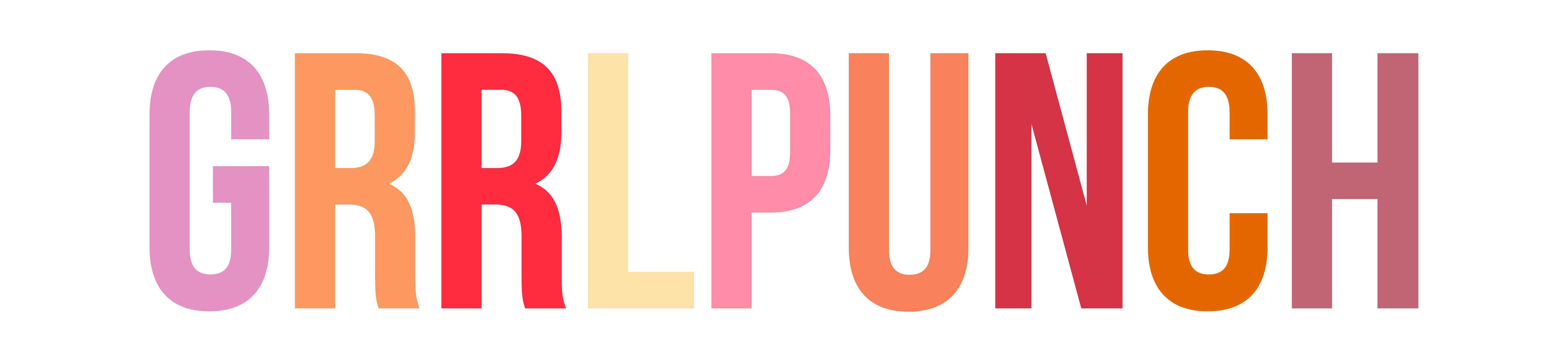 GrrlPunch Logo