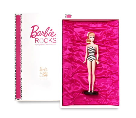 Box Model Barbie