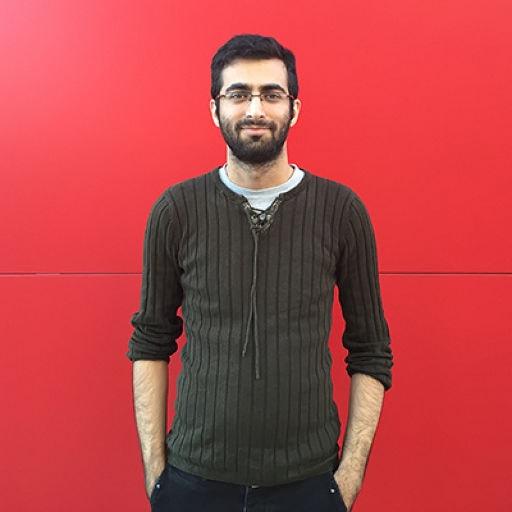 User Avatar of Pouya Saadeghi (پویا صادقی)