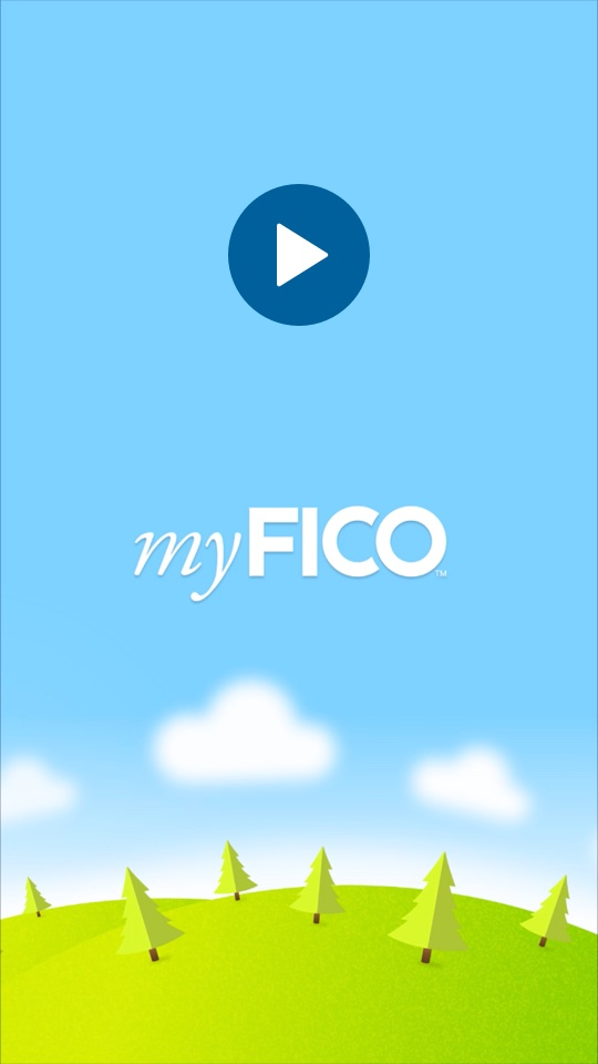 Fico Score Credit Report Myfico Under 100