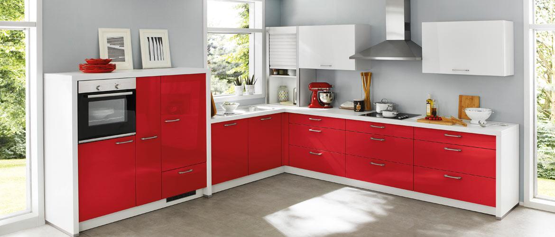 Einbauküche Aus Der Aktuellen Werbung Roller Möbelhaus