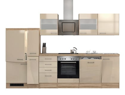 k chenserien elemente roller m belhaus. Black Bedroom Furniture Sets. Home Design Ideas