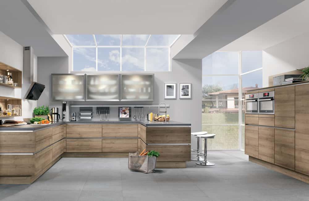 Küche von Nobilia - Riva | ROLLER Möbelhaus
