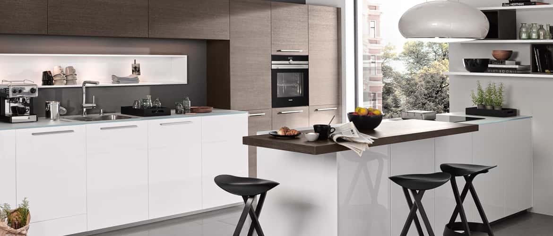 Küche von Nolte - Nova | ROLLER Möbelhaus