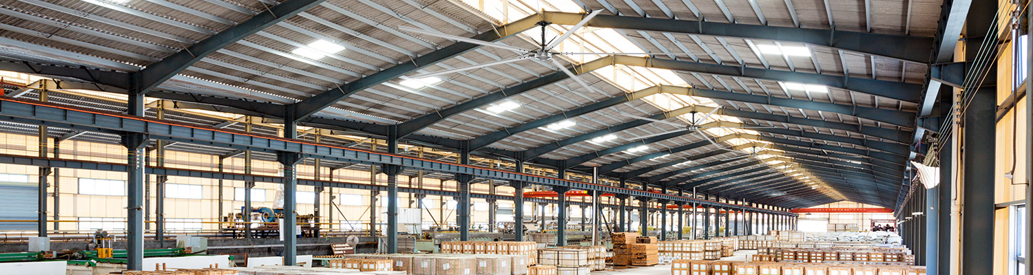from industrial to commercial ceiling fans hunter industrial means business