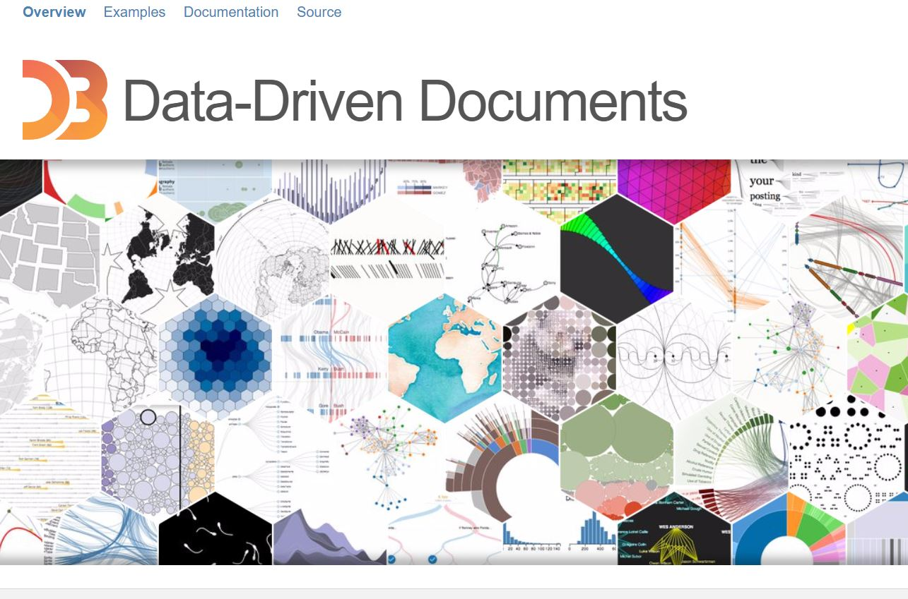 CodePen - Big Data with D3js