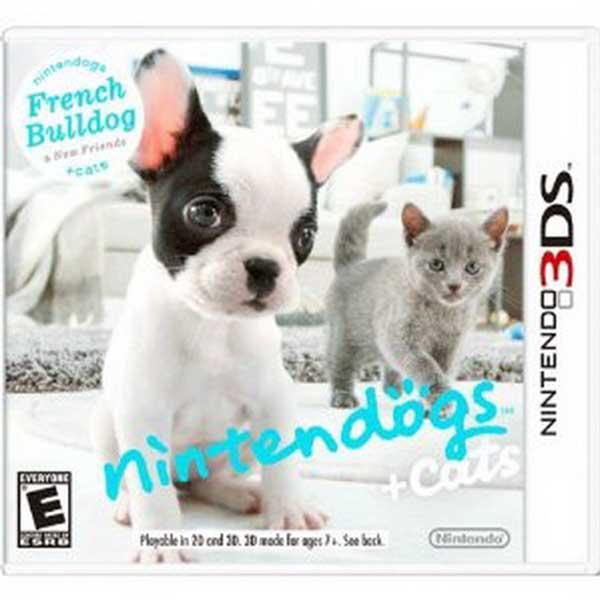 FRENCH BULLDOG (3DS)