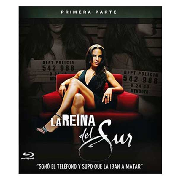 LA REINA DEL SUR 1RA PART BLURAY