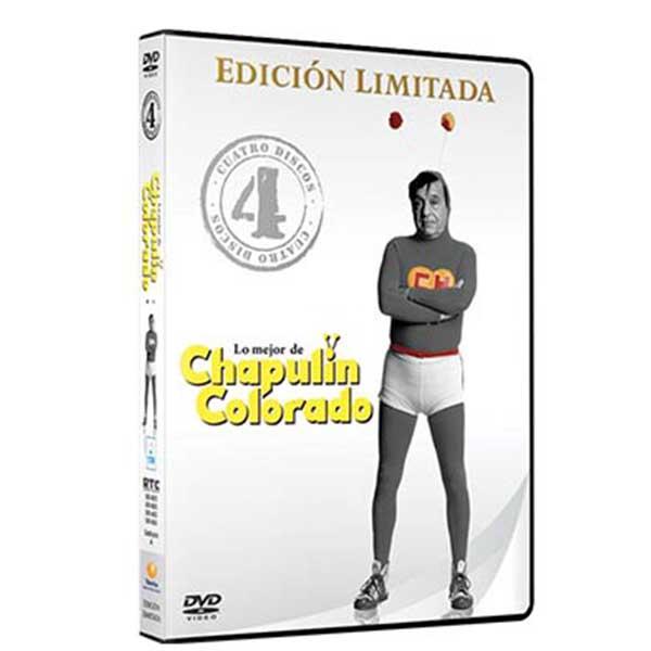PACK CHAPULIN COLORADO DVD
