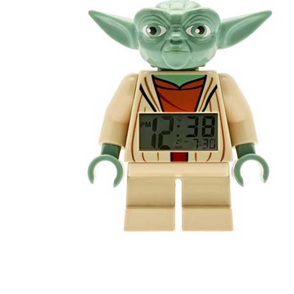 RELOJ LEGO DESPERTADOR STAR WARS