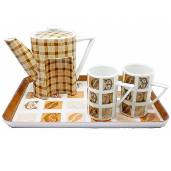 SET DE TAZAS COFFE