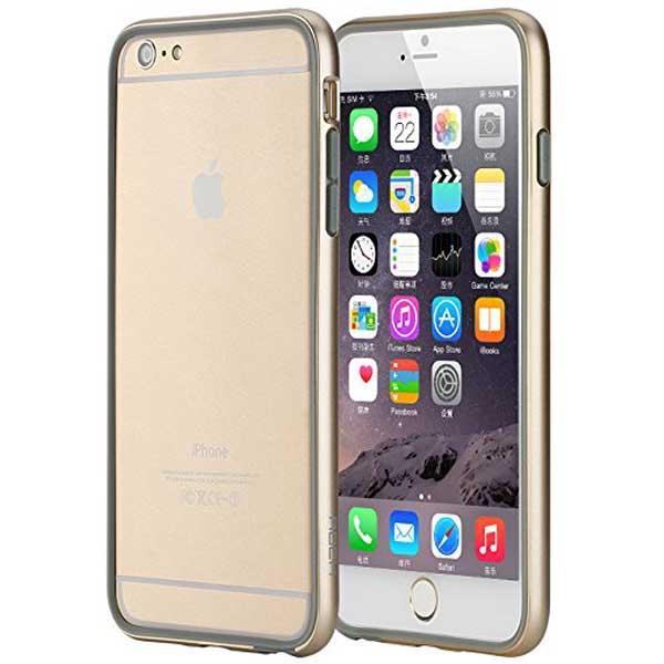 BUMPER IPHONE 6 PLUS GOLD ROCK