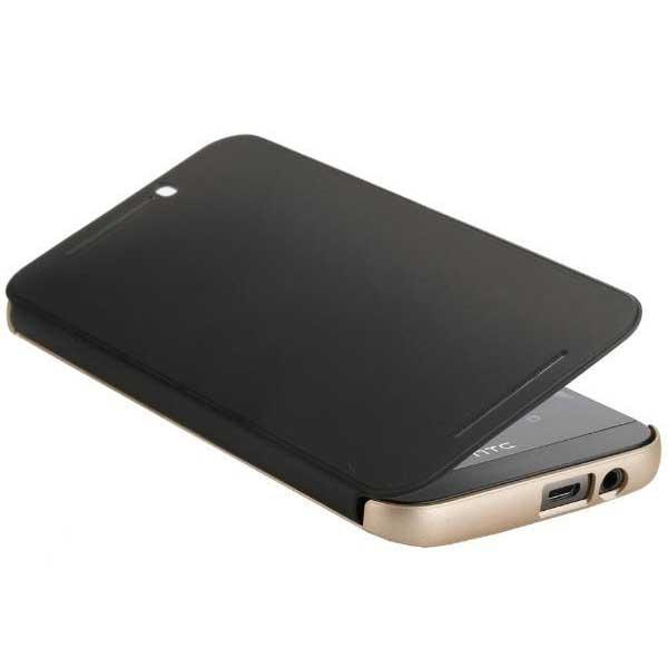CASE FOLDER ONE M9 HTC GOLD