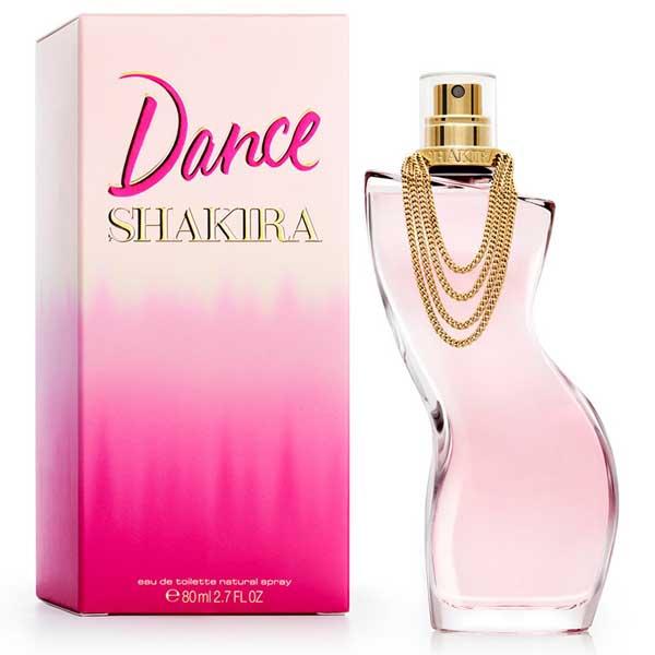 DANCE SHAKIRA DAMA 80ML