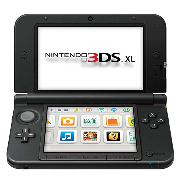 NINTENDO 3DS XL MARIO TENNIS