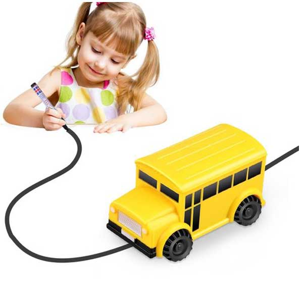 INDUCTIVE TOY CAMION