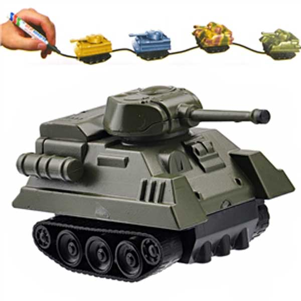 INDUCTIVE TOY TANQUE GRIS