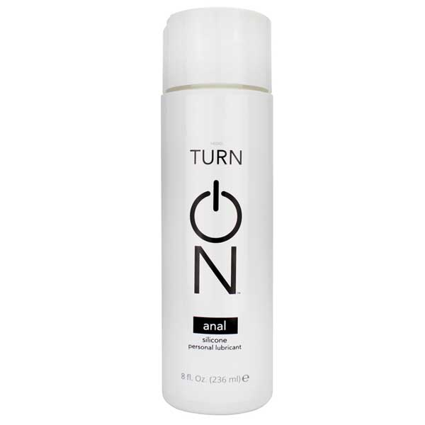 WET ON TURN ON ANAL SILICONE