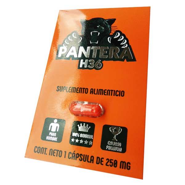 PANTERA H36 SUPLEMENTO