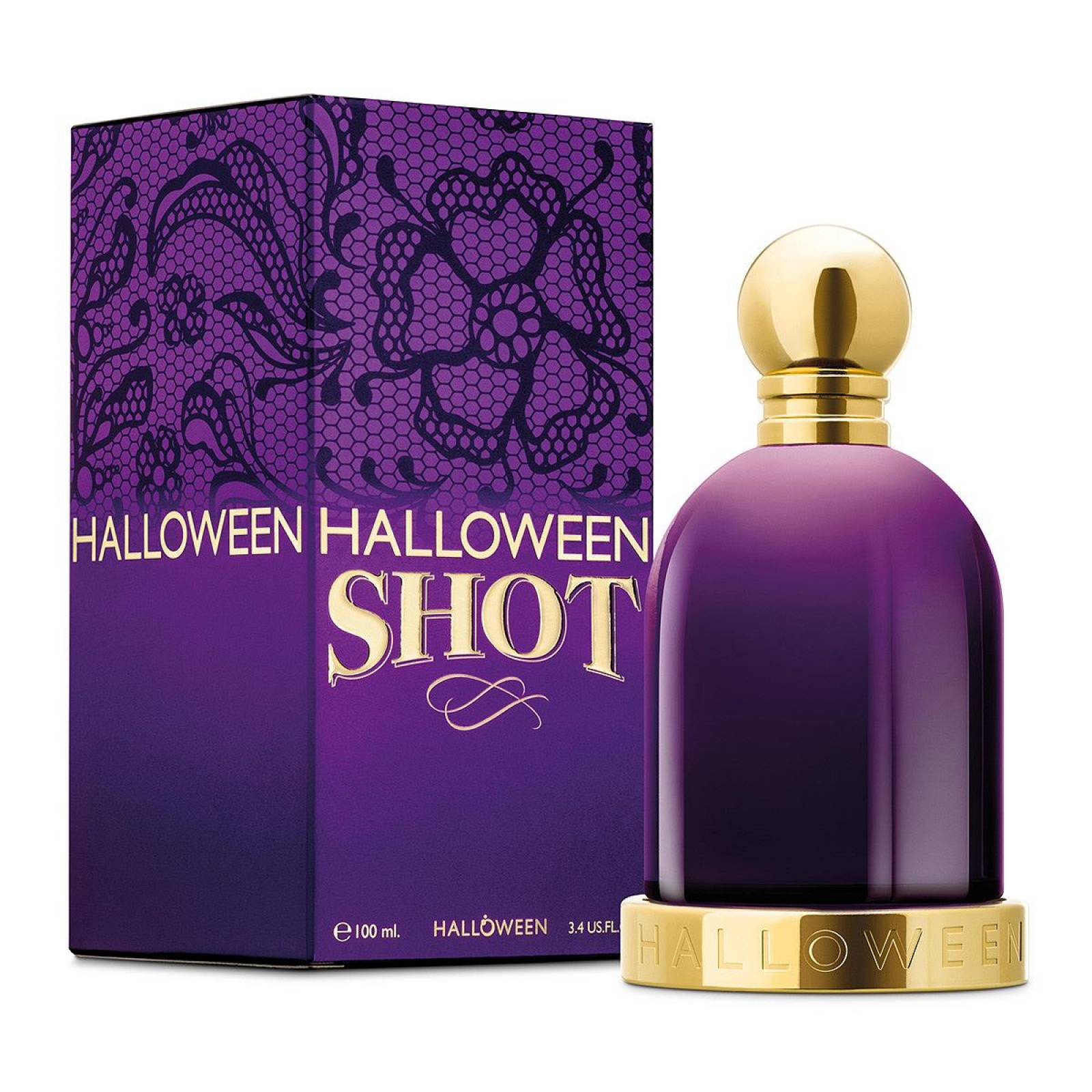 FRAGANCIA PARA DAMA HALLOWEEN SHOT EDT 100 ML