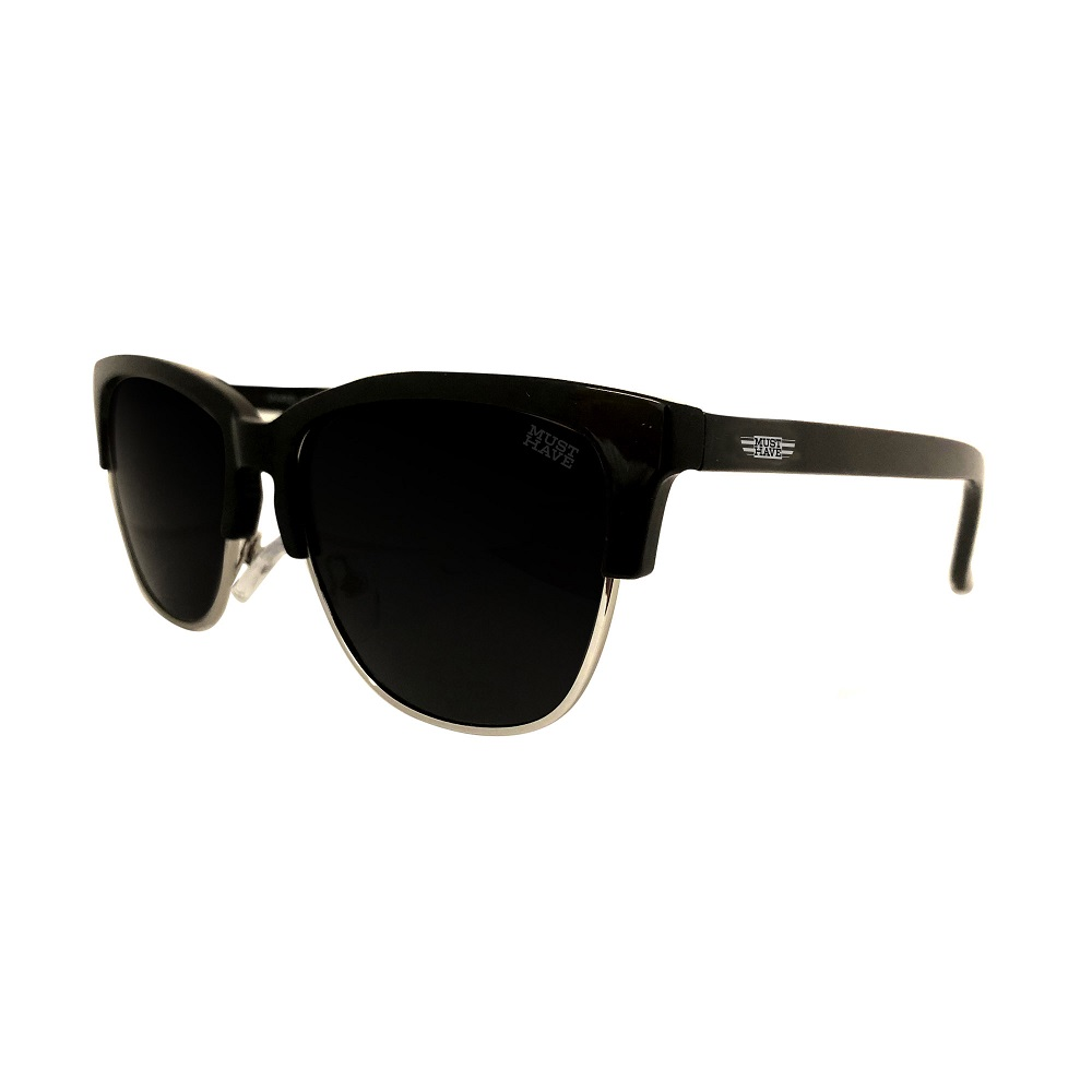GAFA PARA SOL DEAL WITH IT BLACK IN POLARIZED MUSTHAVE
