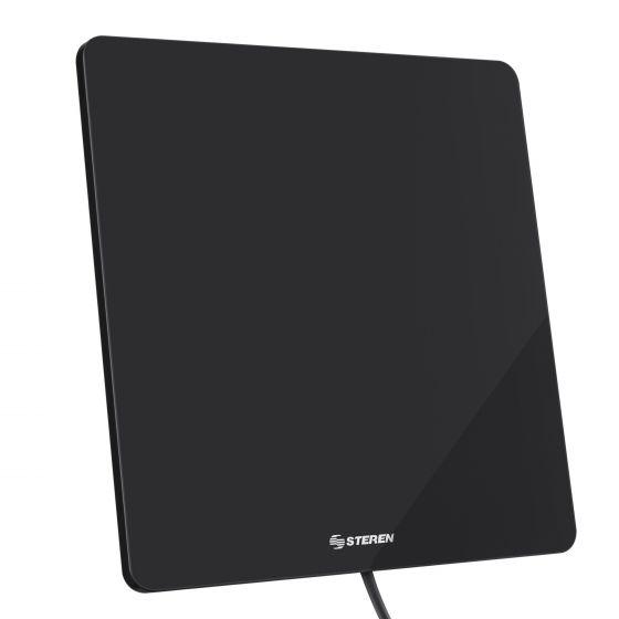 ANTENA UHF PLANA PARA HD STEREN ANT-9004